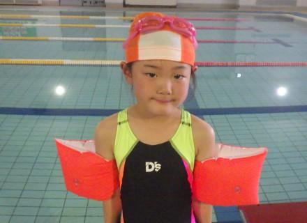 楽しく泳ごう!!