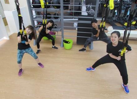 トレーニングで幸せキャッチ!