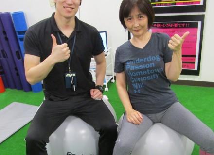 悩みを改善して、綺麗に筋肉をつけましょう!!