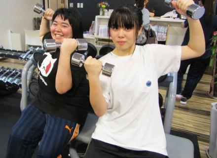 健康のための運動を!