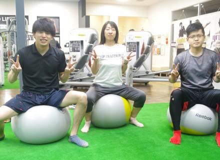 運動習慣を作りましょう!